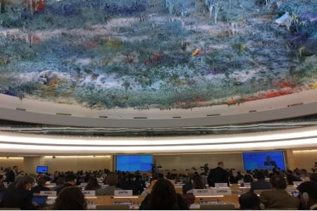 News: FEANTSA attends the 34th session of the Human Rights Council in Geneva