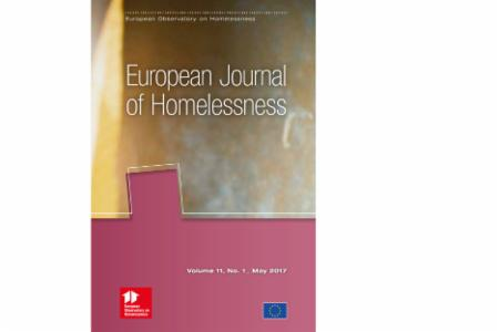 >European Journal of Homelessness: Volume 11, Issue 1 - 2017